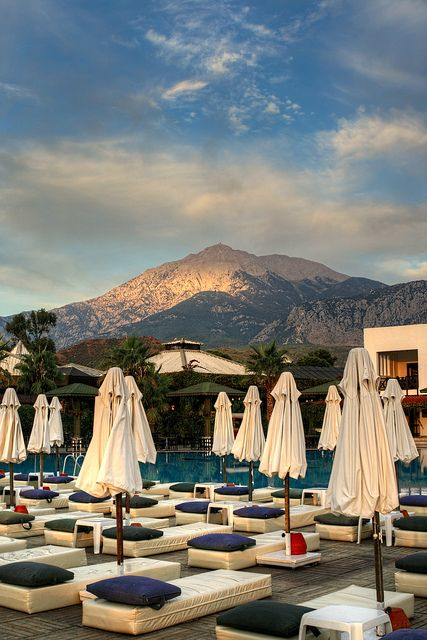 Simena Sun Club, Kemer, Turkey