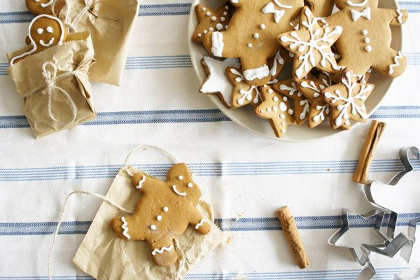 My children love these soft gingerbread cookies!