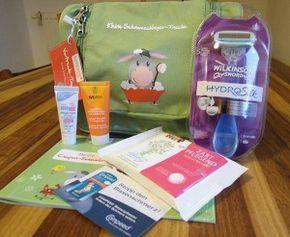 Gratisproben, Babyboxen und Willkommenspakete für dein Baby