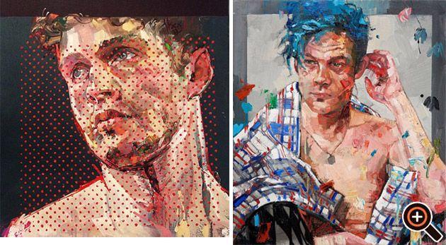 Andrew Salgado Malerei - Moderne Kunst kaufen - Bilder, Galerie & Museum