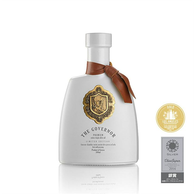 The Governor, 500ml, Premium Extra Virgin Unfiltered Olive Oil LIMITED EDITION