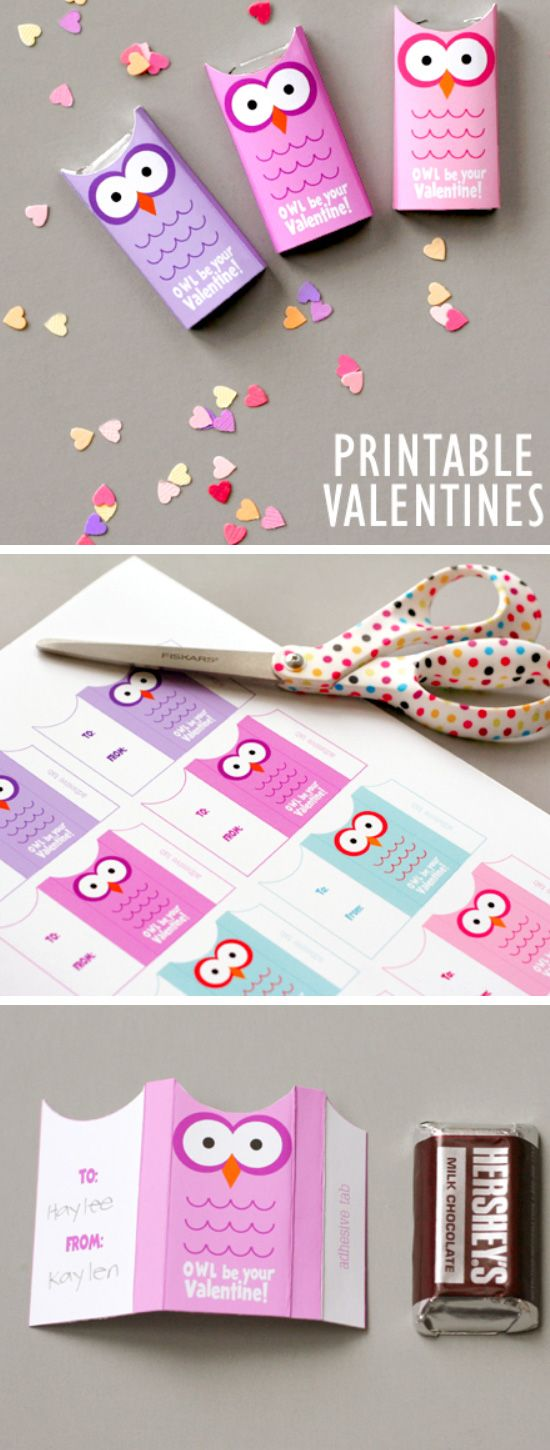 Quick and easy valentine crafts - 22 Easy Valentines Day Crafts For Kids To Make
