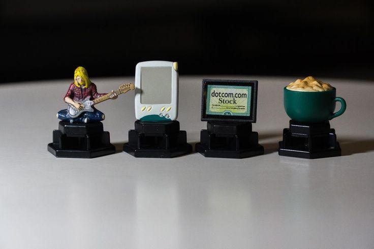 90s Time Capsule Trivial Pursuit Game Token Piece Replacement Pieces #TrivialPursuit