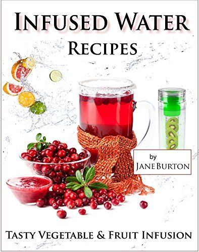 This ebook is free on amazon now. Get hydrated! Its also got a $10 OFF coupon code for an infuser bottle :)