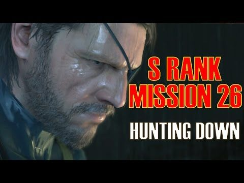 MGS5: Mission 27 Perfect Stealth NO TRACERS
