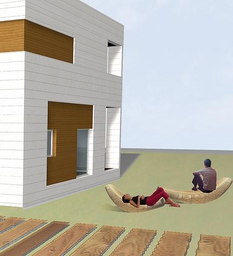 077 Modular residential prototypes. Modus-Vivendi. España. 2012. by @paukf