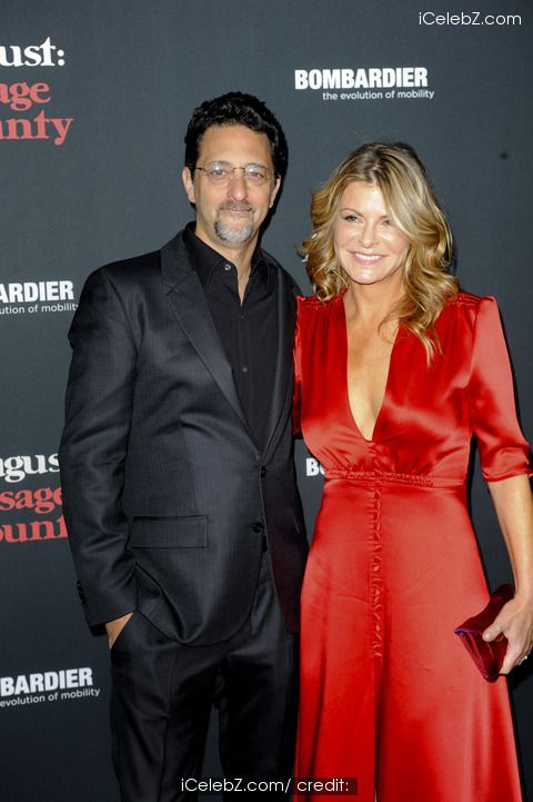 Grant Heslov  Movie premier of August Osage County http://www.icelebz.com/events/movie_premier_of_august_osage_county/photo18.html