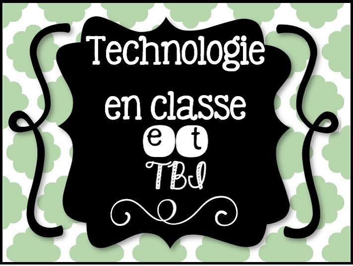 Technologie en classe et TBI