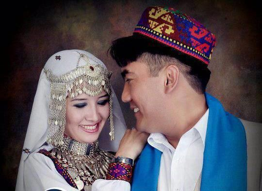 young afghan hazara wedding couple   Afghan Images Social Net Work:  سی افغانستان: شبکه اجتماعی تصویر افغانستان http://seeafghanistan.com