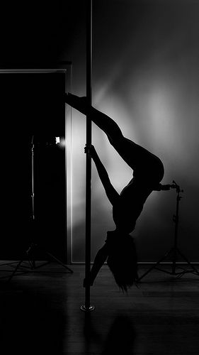 Pole Dance Fitness.
