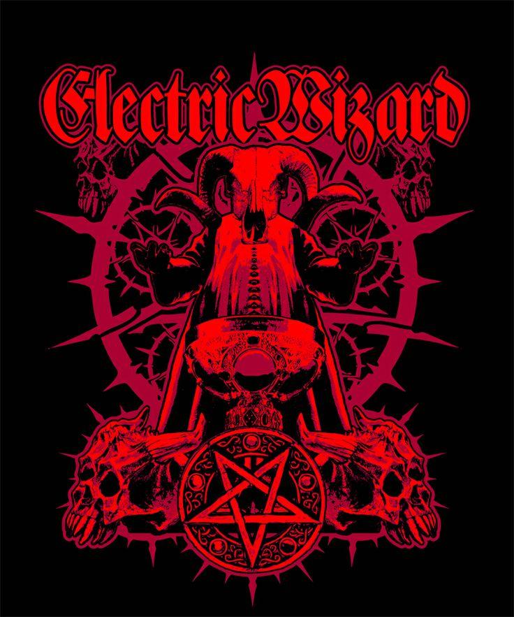 "Release ""Supercoven"" by Electric Wizard - MusicBrainz   Electric Wizard Album Art"