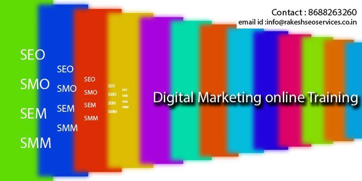 Digital Marketing Online Training | SEO Online Training in Hyderabad, India
