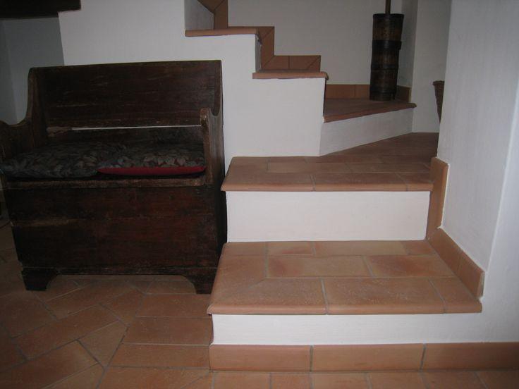 Pavimento in Cotto Possagno Antica Asolo Cotto Terracotta Clay Floor Tiles