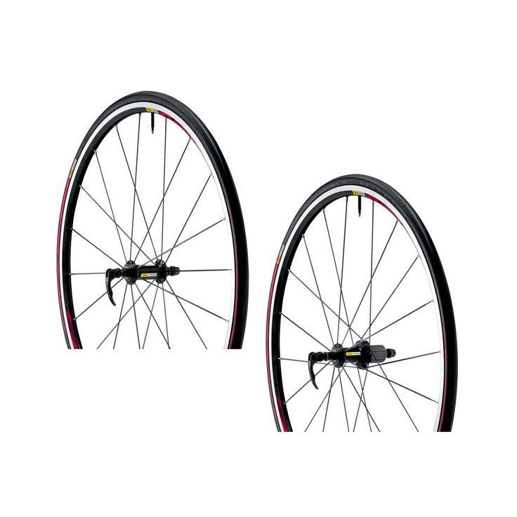 2013 Mavic Aksium S Wheelset - Red $301.75