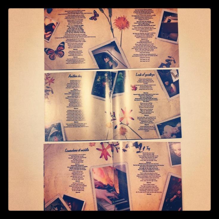 cd case booklets - Akbagreenw
