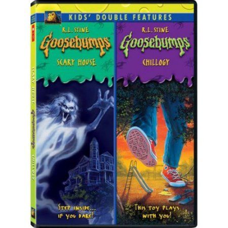Goosebumps: Scary House / Chillogy Double Feature (Full Frame)