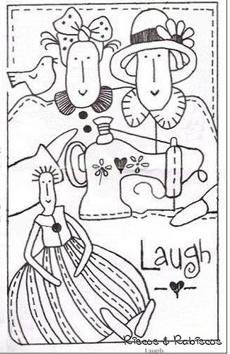 Colour it, sew it, trace it, etc. from Flickr