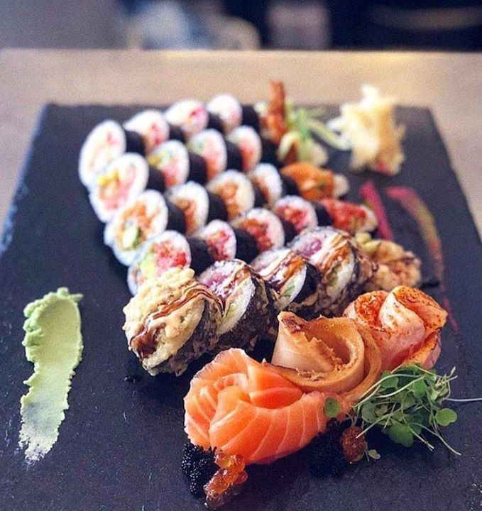 @sushiboxqc has outdone themselves with this platter!  Follow me for more sushi Make Sushi & go to buff.ly/2iljan5 for more recipes! Make Sushi http://ift.tt/2ilFhKk