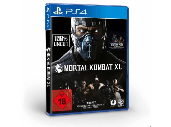 Mortal Kombat XL PS4 Spiele - Media Markt