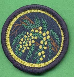 Official Australian Patches