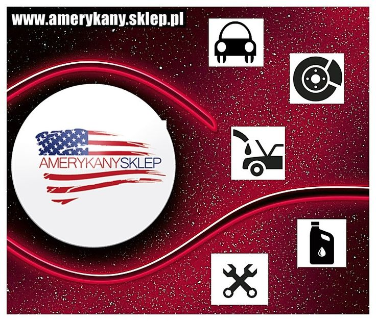 Automotive parts, automotive oils, industrial -Mopar, Motul, Petro Canada, Amalie, Motorcraft, Liqui Moly in www.amerykany.sklep.pl