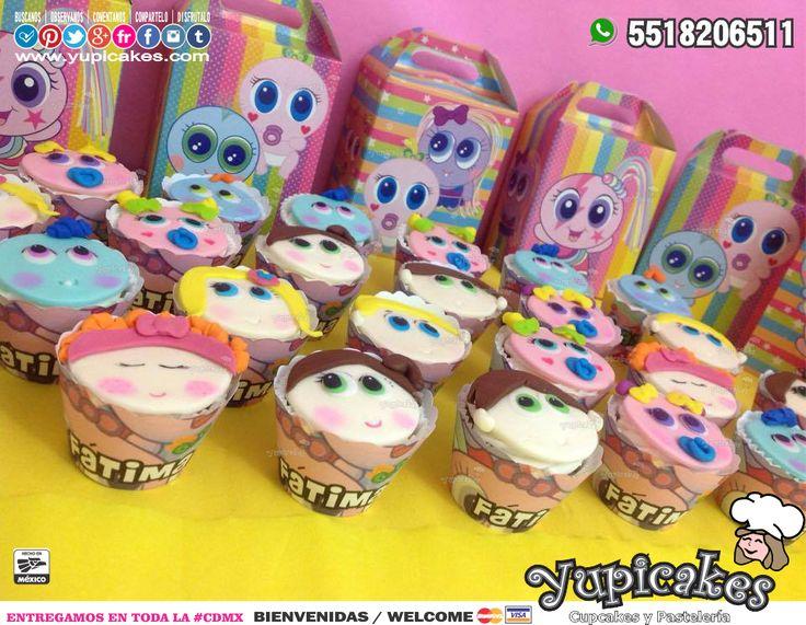 ✨ ¿Quieres una fiesta de Distroller espectacular? Nuestros cupcakes y dulceros serán lo más cool en tu pary  ¡Haz tus pedidos HOY y personaliza tus productos!   Cotiza en línea  www.facebook.com/yupicakes  o vía WhatsApp al ☎ 5518206511  ENTREGAMOS EN TODA LA CDMX  #Yupicakes #CDMX #Cupcakes #Dulceros #Distroller #Neonatos #Ksimeritos