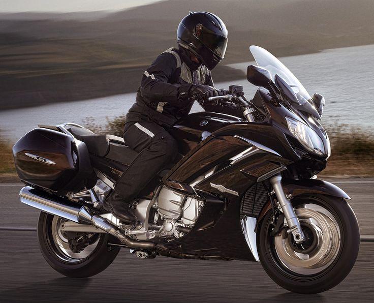 Yamaha FJR 1300 A / AS