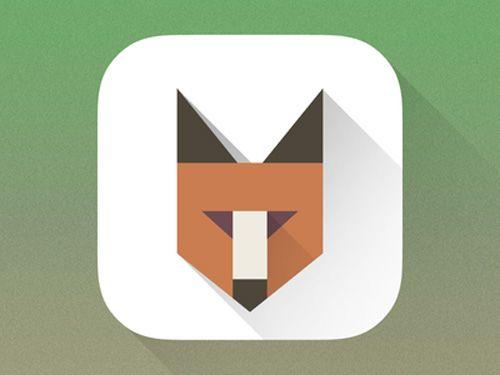 Long Shadow in Flat Design / Flat illustration / Flat icons / #flat #icons