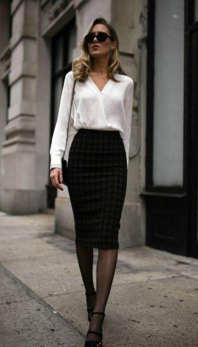 25 Magnifiques styles vestimentaires de travail