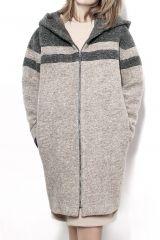 kurtko-płaszcz jasny