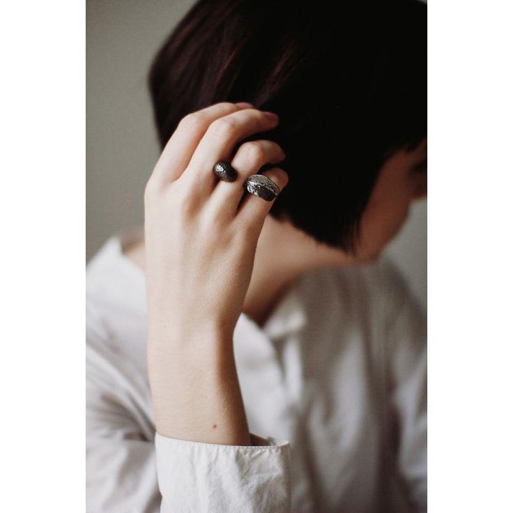 Ring LURE *009 Black