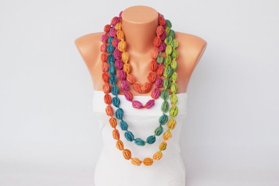 Hey, I found this really awesome Etsy listing at https://www.etsy.com/listing/168402214/bubble-lariat-infinity-scarfloop-scarf