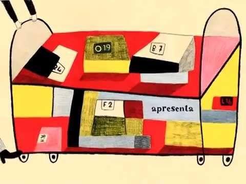 Book trailer ACHIMPA, de Catarina Sobral