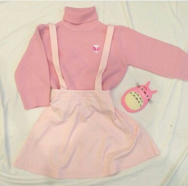cute outfits aesthetic best outfitsYou can find Kawaii fashion and more on our website. Harajuku Mode, Harajuku Fashion, Kawaii Fashion, Lolita Fashion, Cute Fashion, Fashion Outfits, Ulzzang Fashion, 90s Fashion, Fashion Styles