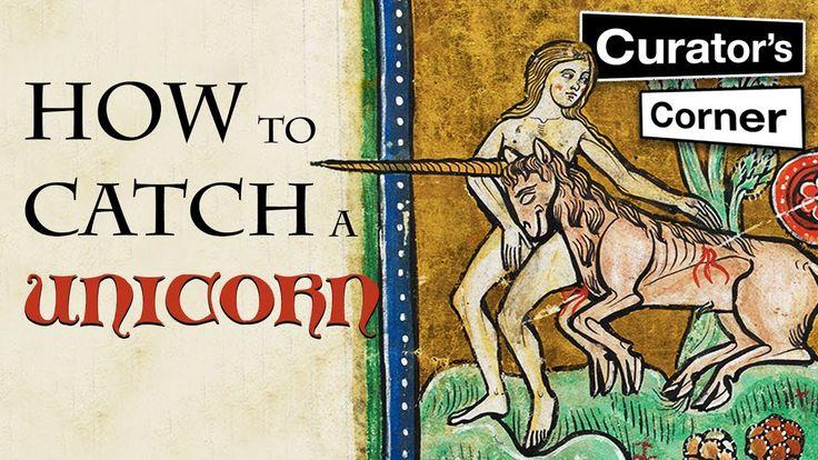 How to catch a unicorn | Curator's Corner Season 2 Episode 7 - YouTube