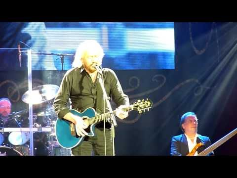 Barry Gibb - Bee Gees - Ordinary Lives - LIVE Mythology Tour @ O2 London, 03.10.2013  HD - YouTube