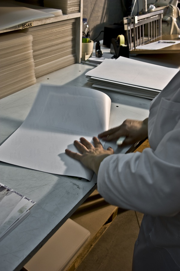 Album Epoca covers are completely handcrafted