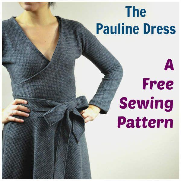 Patron gratuit : la robe Pauline « Blog de Petit Citron