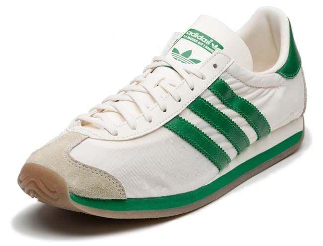 adidas COUNTRY OG [WHITE / GREEN / CREAM WHITE] S32106