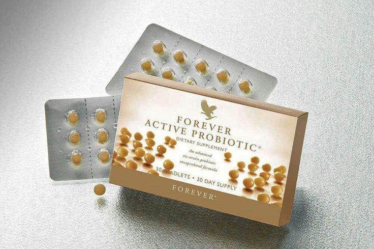Forever Active Probiotic, yemeklerin sindirimine yardımcı olur, dengeli bir sistemin devamlılığını sağlar.  #foreverproud #smile #weloveforeverlivingproducts #foreverlivingproducts
