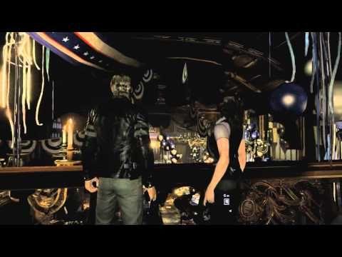 Resident Evil 6 - Leon Gameplay - Part 1 (HD)