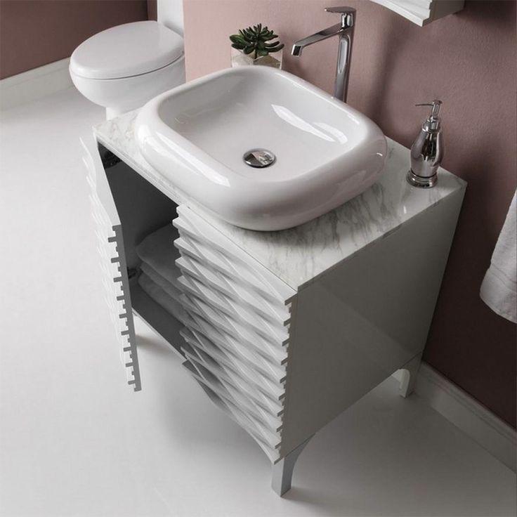Bathroom Basin & Cabinet