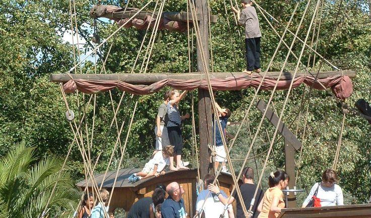 Timberplay: Princess Diana Memorial playground, Kensington Gardens 6 of 8