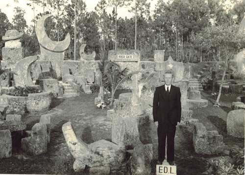 Coral Castle - The Secrets of The Coral Castle Code 144. It's truly weird how he managed to do this. Click to read story