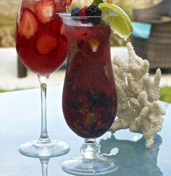 Easy, Easier, and Easiest: 3 Fruity Summer Drink Recipes You Need Right Now