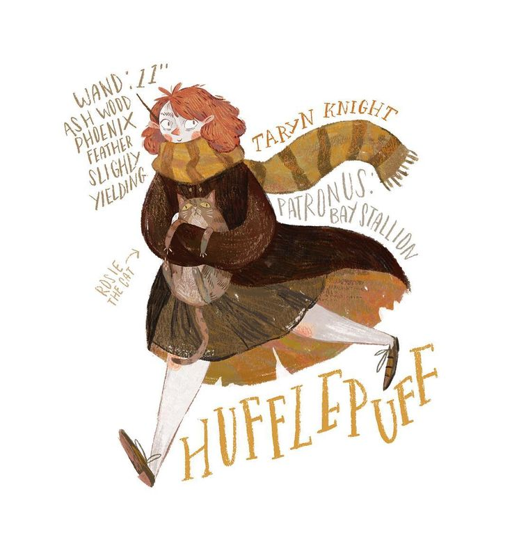 An updated Hogwartsona for myself 🌿✨🍄 It's important to take breaks from work stuff to draw for yourself! 🙏🏻