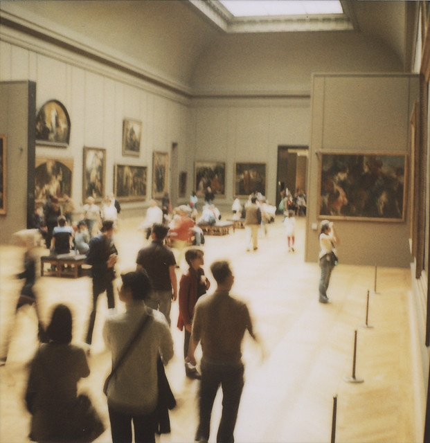 spend more time in art museums