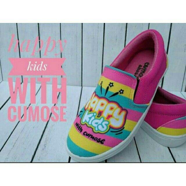Saya menjual Sepatu CUMOSE Desain Kreatif sz 31-35 Best seharga Rp143.000. Dapatkan produk ini hanya di Shopee! https://shopee.co.id/nadiacumoseshoes/246164972/ #ShopeeID