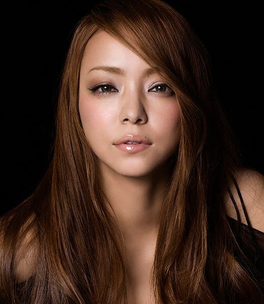 The beautiful and talented Amuro Namie.