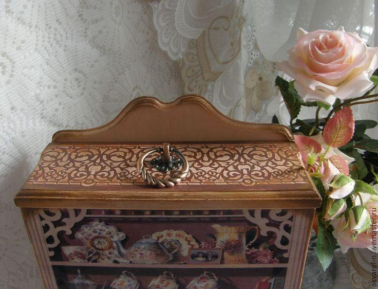 """Чайный домик """"Розовый чай"""" - Наталья Большакова"""